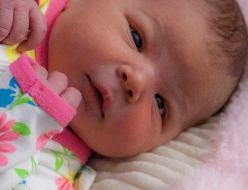 Baby Carmela Anne